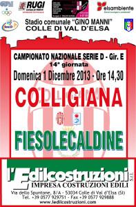 2013 12 01 Colligiana Fiesolecaldine