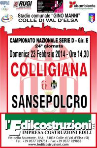 2014 02 23 Colligiana Sansepolcro