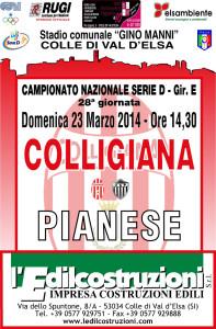 2014 03 23 Colligiana Pianese