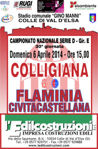 2014 04 06 Colligiana Flaminia Civitacastellana