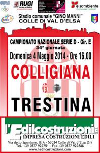 2014 05 04 Colligiana Trestina