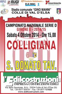 2014 10 04 Colligiana San Donato tavarnelle