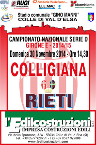 2014 11 30 Colligiana Rieti