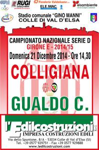 2014 12 21 Colligiana GualdoCasacastalda