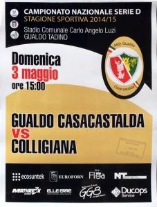 2015 05 03 Gualdo C Colligiana