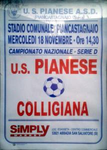 2015 11 18 Pianese Colligiana