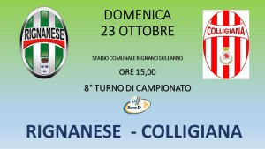 2016 10 23 Rignanese Colligiana