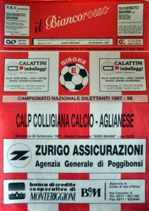 1997 98 IL BIANCOROSSO n 1