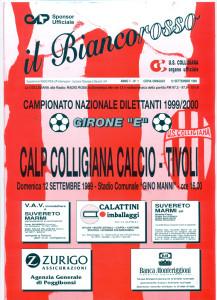 1999 2000 IL BIANCOROSSO