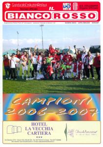 2007 06 07 Vittoria Campionato Eccellenza 2006 07