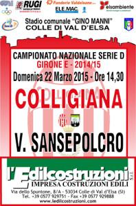 2015 03 22 Colligiana Vivialtotevere Sansepolcro