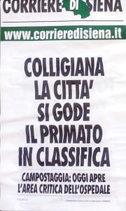 2015 10 20 Civetta Corriere di Siena