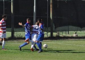 28/08/2016 Coppa Italia Gavorrano Colligiana 1 - 1 (6 -4 dcr)